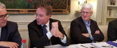 Conférence de presse CPME, les PME face au Brexit