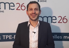 Discours des vœux 2021 de Simon Francon, Président de la CPME Drôme