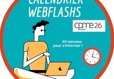 Calendrier webflashs [réservé aux adhérents]